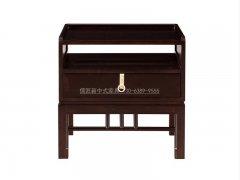 新中式床头柜R-2109