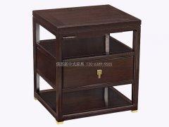 新中式床头柜R-2115