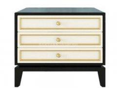 新中式床头柜R-2112