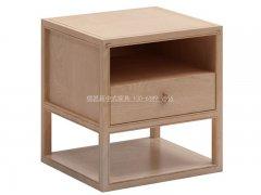 新中式床头柜R-2120
