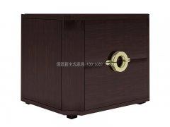 新中式床头柜R-2123