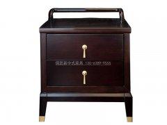 新中式床头柜R-2124
