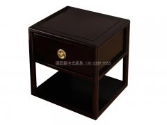 新中式床头柜R-2125