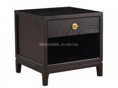 新中式床头柜R-2126