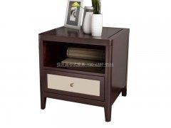 新中式床头柜R-2088