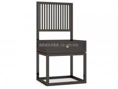 新中式床头柜R-2129