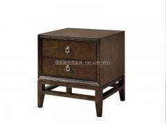 新中式床头柜R-2132