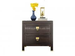 新中式床头柜R-2140
