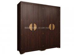 新中式衣柜R-2142
