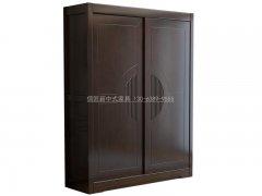 新中式衣柜R-2166
