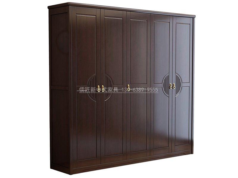 新中式衣柜