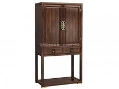 新中式衣柜R-2169
