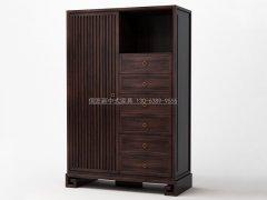 新中式衣柜R-2171