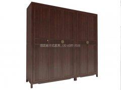 新中式衣柜R-2172