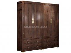 新中式衣柜R-2175