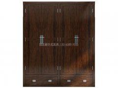 新中式衣柜R-2185