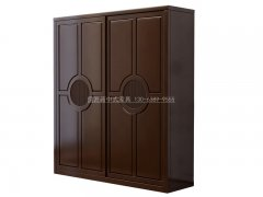 新中式衣柜R-2186