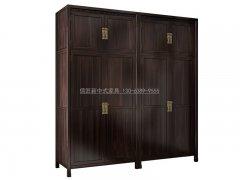 新中式衣柜RJ-BL-2187