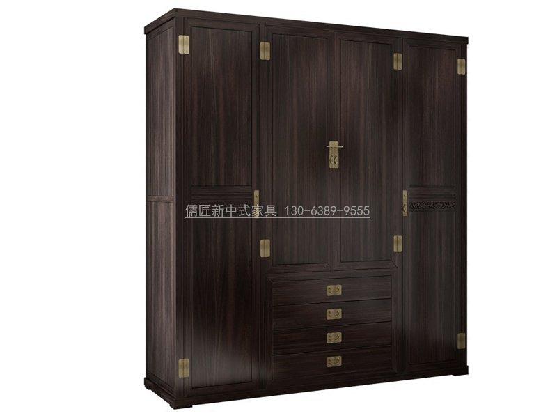 新中式五斗柜