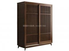 新中式衣柜R-2191