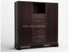 新中式衣柜R-2192