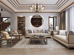 新中式沙发组合R-2252