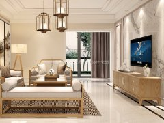 新中式沙发组合R-2270