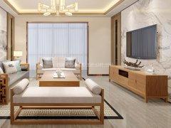 新中式沙发组合R-2271