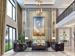 新中式沙发组合R-2278