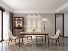 新中式餐桌椅JYG-CQS-2282
