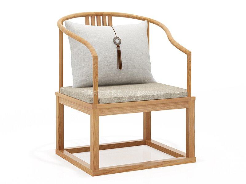 新中式台式椅