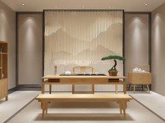 新中式茶桌椅组合R-2308