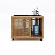 新中式茶水柜R-2309
