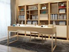 新中式书房家具R-2311