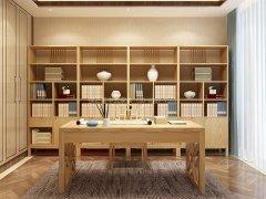 新中式书房家具RJ-BL-2314
