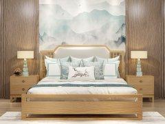新中式卧室家具组合R-2318
