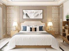 新中式卧室家具RJ-BL-2319