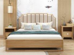 新中式卧室家具组合RJ-BL-2322
