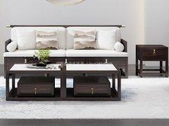新中式沙发组合R-2344