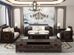新中式沙发组合R-2350