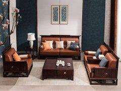 新中式沙发组合R-2351