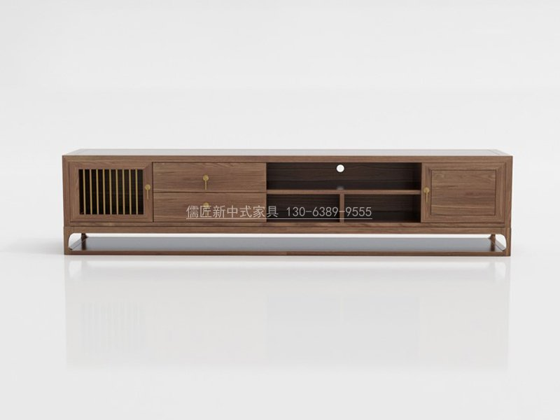 新中式电视柜