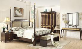 新中式卧房家具